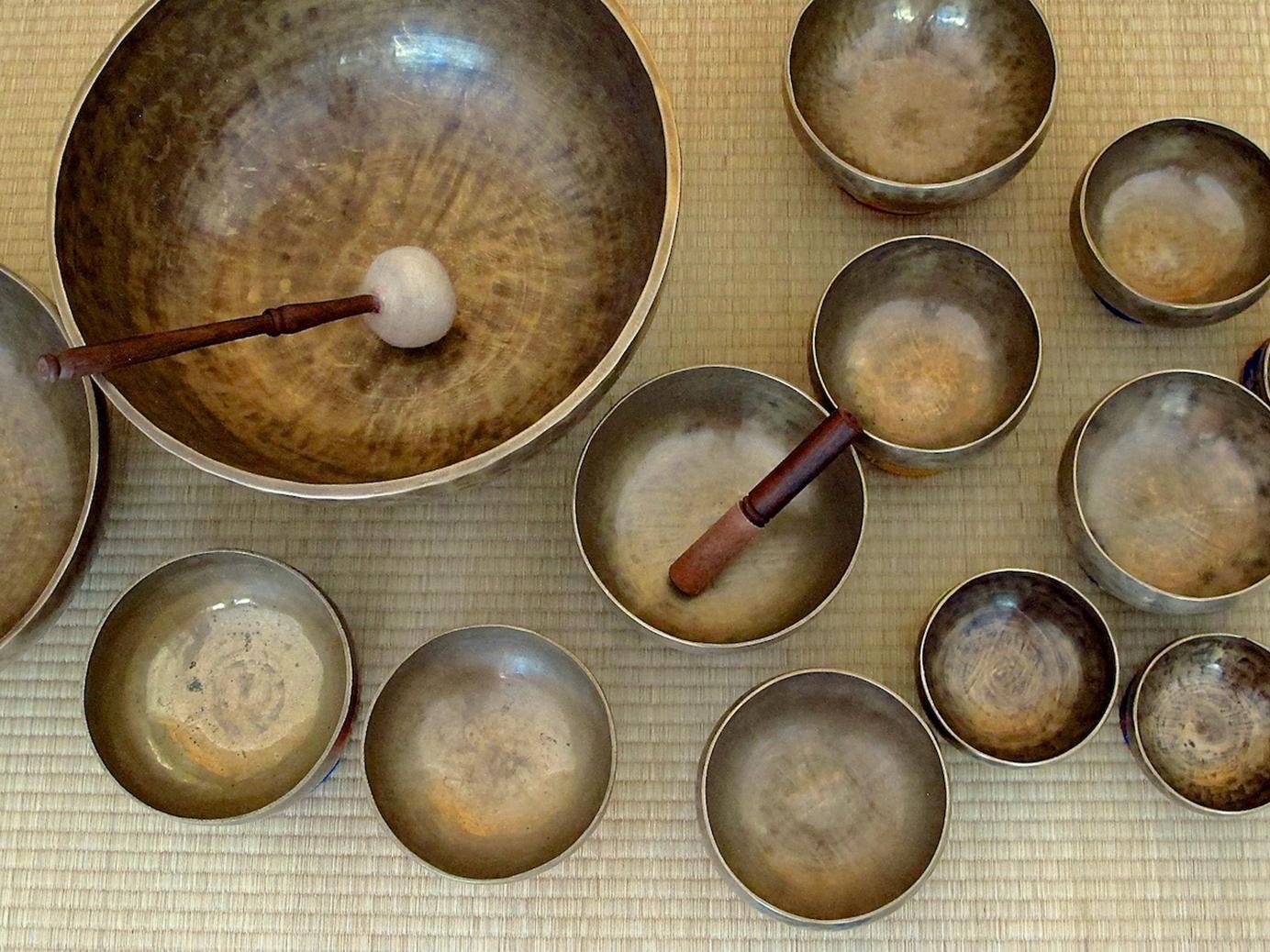 Tibetan Singing Bowls Academy Of Energy Healers
